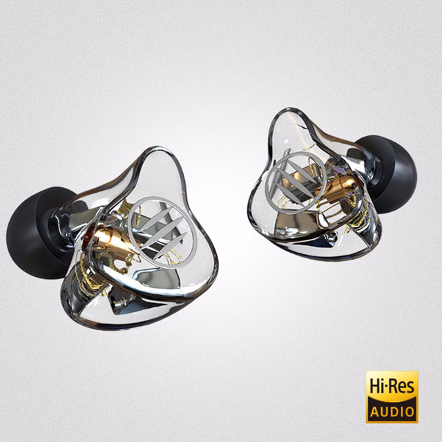 BGVP DM7 6 BA knowles sonion drivers Customize IEM In Ear Monitors HIFI Earphone 5