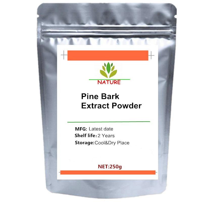 Pine Bark Extract Powder 95%OPC Pure & High Quality Powderful Antioxidant