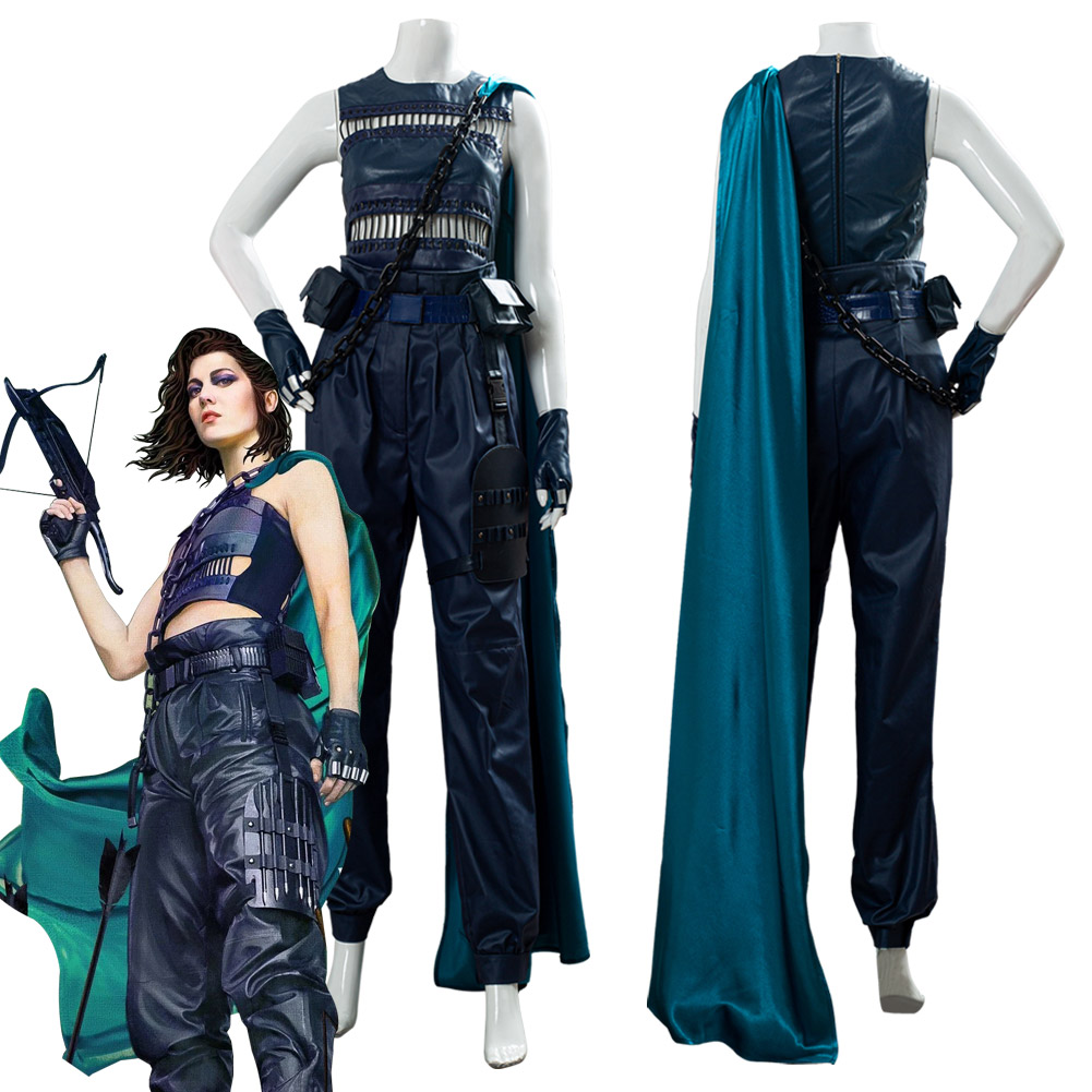 Birds Of Prey Huntress Cosplay Costume Halloween Carnival Uniform Outfit Suit For Adult Women Girls Movie Tv Costumes Aliexpress