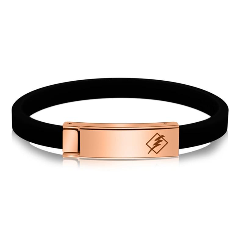 Adjustable Anti-Static Wrist Band Wireless Electronic Anti-Static Bracelet Environmental Protection Silicone