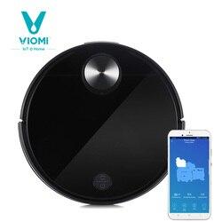 Aspirateur Robot 2020 VIOMI V3, aspirateur Robot silencieux à chargement automatique, 2600Pa, nettoie les sols durs aux tapis à poils moyens