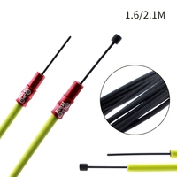 1.6M/2.1M MTB Bicycle Shift Cable Teflon Inner Cable Speed u200bu200bCable Variable Core Line Bicycle Transmission Cable