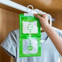 100 г/пакет бытовой мешок для осушения сухих сумок шкаф обувной коробки мини осушитель