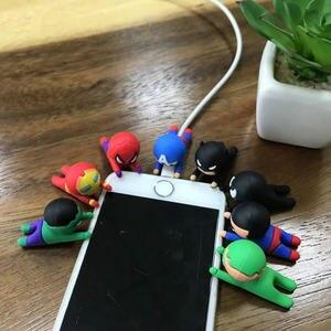 Superhero Series Cute Cable Bi