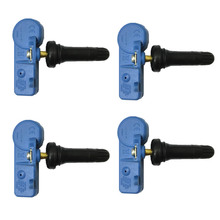 Система контроля давления в шинах TPMS 4 шт., датчик 13581561 20922901 22853740 433 МГц для GMC Buick Cadillac Chevrolet