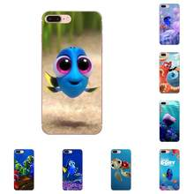 Anime Finding Nemo Soft TPU Protector For Huawei Honor Mate 7 7A 8 9 10 20 V8 V9 V10 G Lite Play Mini Pro P Smart(China)