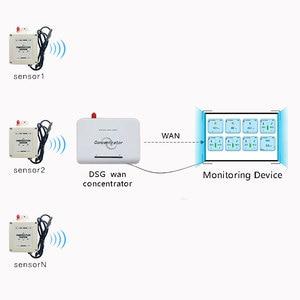 Image 2 - 5km LOS range lora temperature sensor wireless ds 18b20 temperature sensor probe wireless temperature data logger