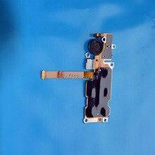 ด้านหลังสวิทช์ควบคุมบอร์ดยืดหยุ่น FPC อะไหล่ซ่อมสำหรับ Canon EOS M50 Kiss M SLR
