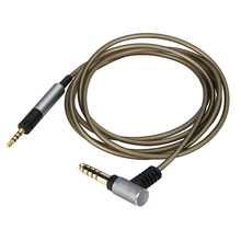 4.4mm מאוזן כבל עבור Sennheiser  HD595 HD558 518 HD598 Cs SE SR HD599 HD569 579 2.30i 2.20S 2.30g אוזניות