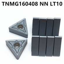 TNMG160408 TNMG160404 NN LT10 original CNC blade carbide turning tool TNMG 160408