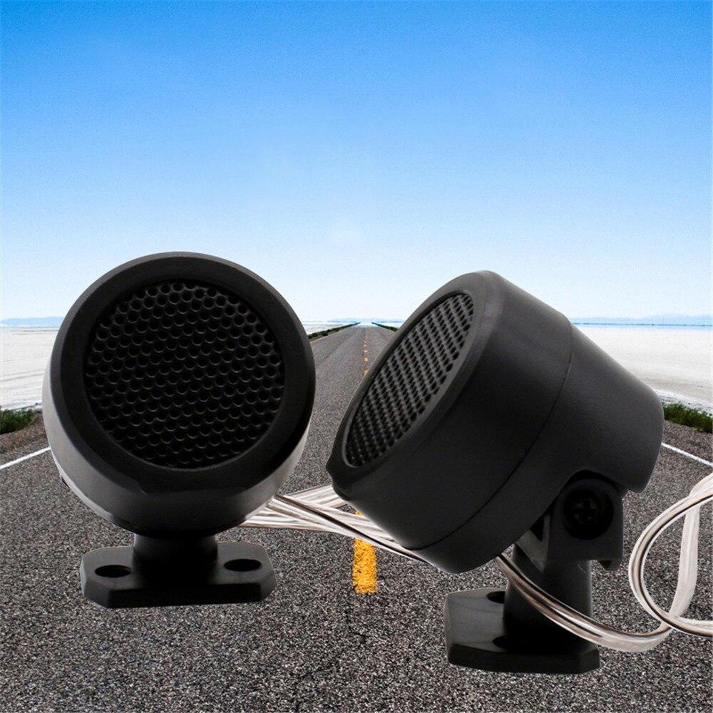 2PCS 500W Pre-Wired Hochtöner Lautsprecher Auto Audio System Fahrzeug Tür Auto Audio Musik Subwoofer Elektronische Zubehör lautsprecher