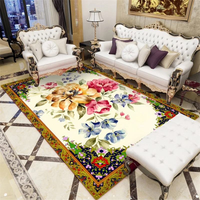 Flower Carpets Living Room Sofa Chair