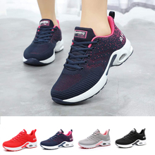 Tennis-Shoes Sneakers Women Breathable Lightweight for Girl Non-Slip Air-Cushion