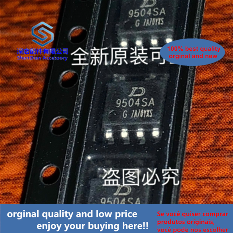 20pcs 100% Orginal And New  JD9504SA SOP7 9504SA  Best Qualtiy