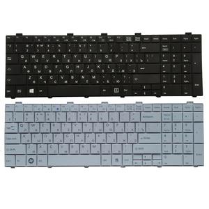 Image 1 - 新ruキーボード富士通lifebook AH530 AH531 NH751 A530 A531ロシアノートパソコンのキーボード