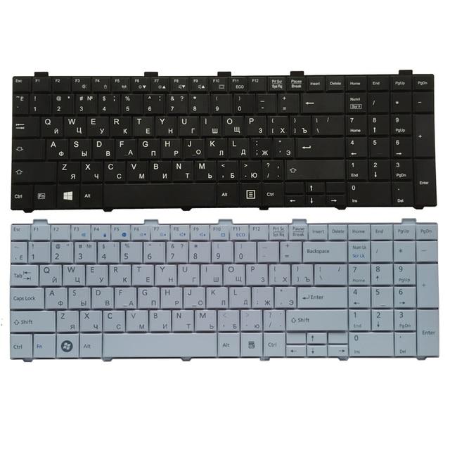 新ruキーボード富士通lifebook AH530 AH531 NH751 A530 A531ロシアノートパソコンのキーボード