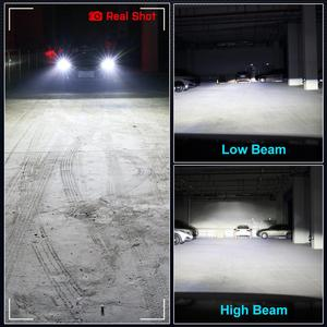 Image 5 - Mini Canbus ampoules Led H4, H1 H3 H8 H11 HB3 9005 HB4 9006 lampes antibrouillards, Turbo 16000LM