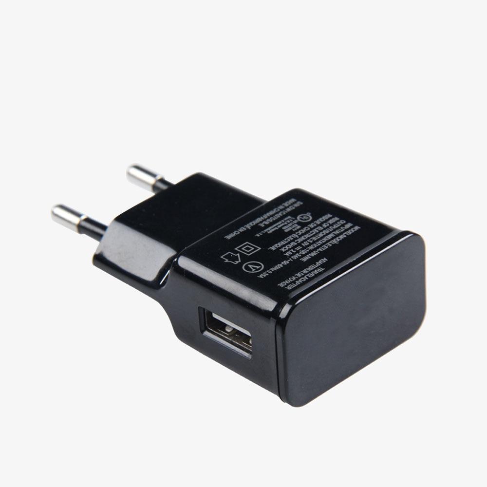 EU Plug USB Mobile հեռախոսի լիցքավորիչ, 5V 2A - Բջջային հեռախոսի պարագաներ և պահեստամասեր - Լուսանկար 5