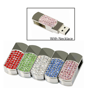 Capacidade completa 4 gb 8 gb 16 gb 32 gb 64 gb adorável bling shing strass diamante pendrive memória vara usb flash disco caneta drive presente