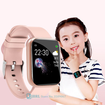New Fashion Smart Watch Kids Children Smartwatch For Girls Boys Electronic Smart Clock Child Sport Smart-watch Aged 3-18 Year