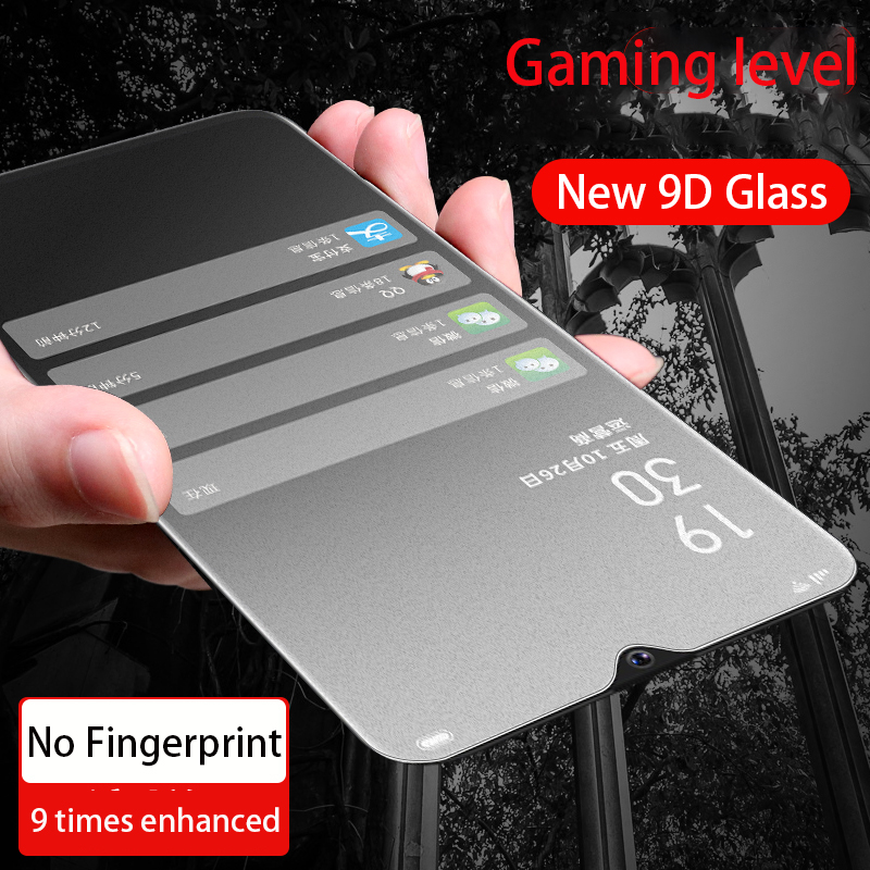 Matte Phone Glass For Xiaomi Mi 8 Lite Explorer 9 CC9 Phone Screen Protector For Redmi Note 7 8 Pro 8 8A K20 Pro No Fingerprint
