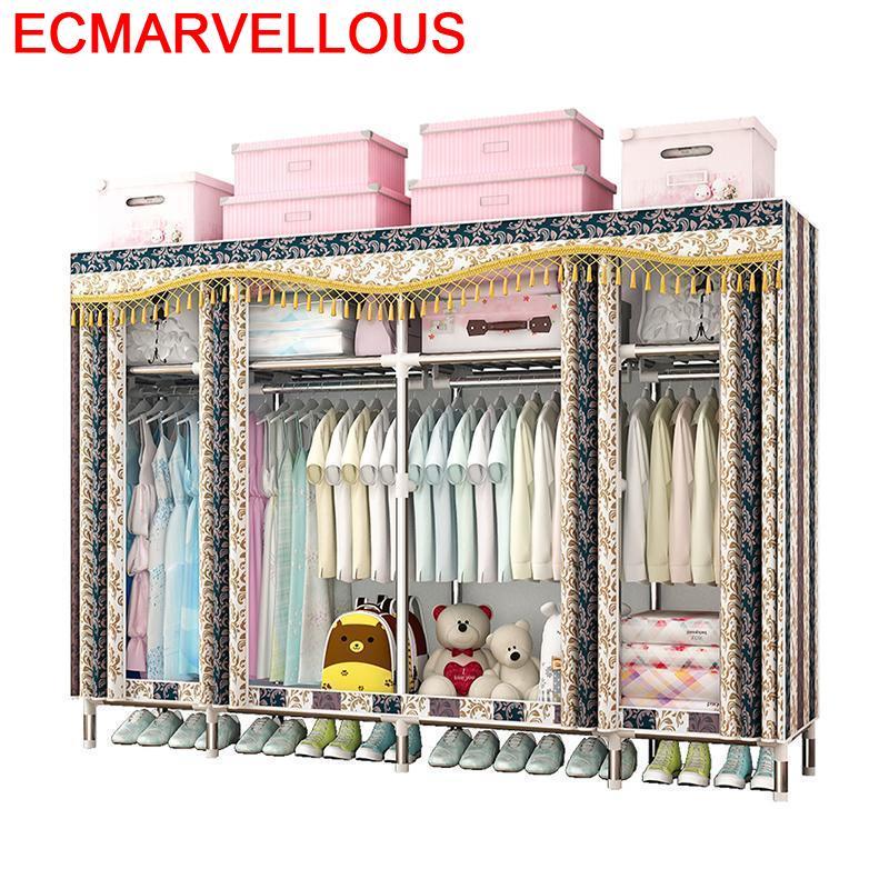 Dresser Meuble Rangement Mobilya Meble Ropero Kleiderschrank Armario Tela Bedroom Furniture font b Closet b font