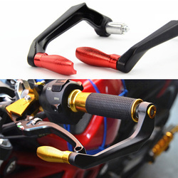 Motorcycle Handguard Aluminum Brake Clutch Levers Hand Guard For honda dax sh 300 dio 34 dio 27 cb600 hornet cb 500 cbr 900 rr