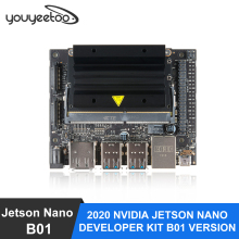 Nieuwe Nvidia Jetson Nano Developer Kit B01 Versie Linux Demo Board Deep Learning Ai Development Board Platform