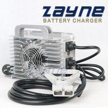 ZAYNE Seal-cargador de batería de litio impermeable IP67, cargador de batería de litio para 110-220vac