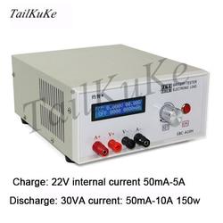 EBC-A10H carga electrónica, probador de capacidad de batería
