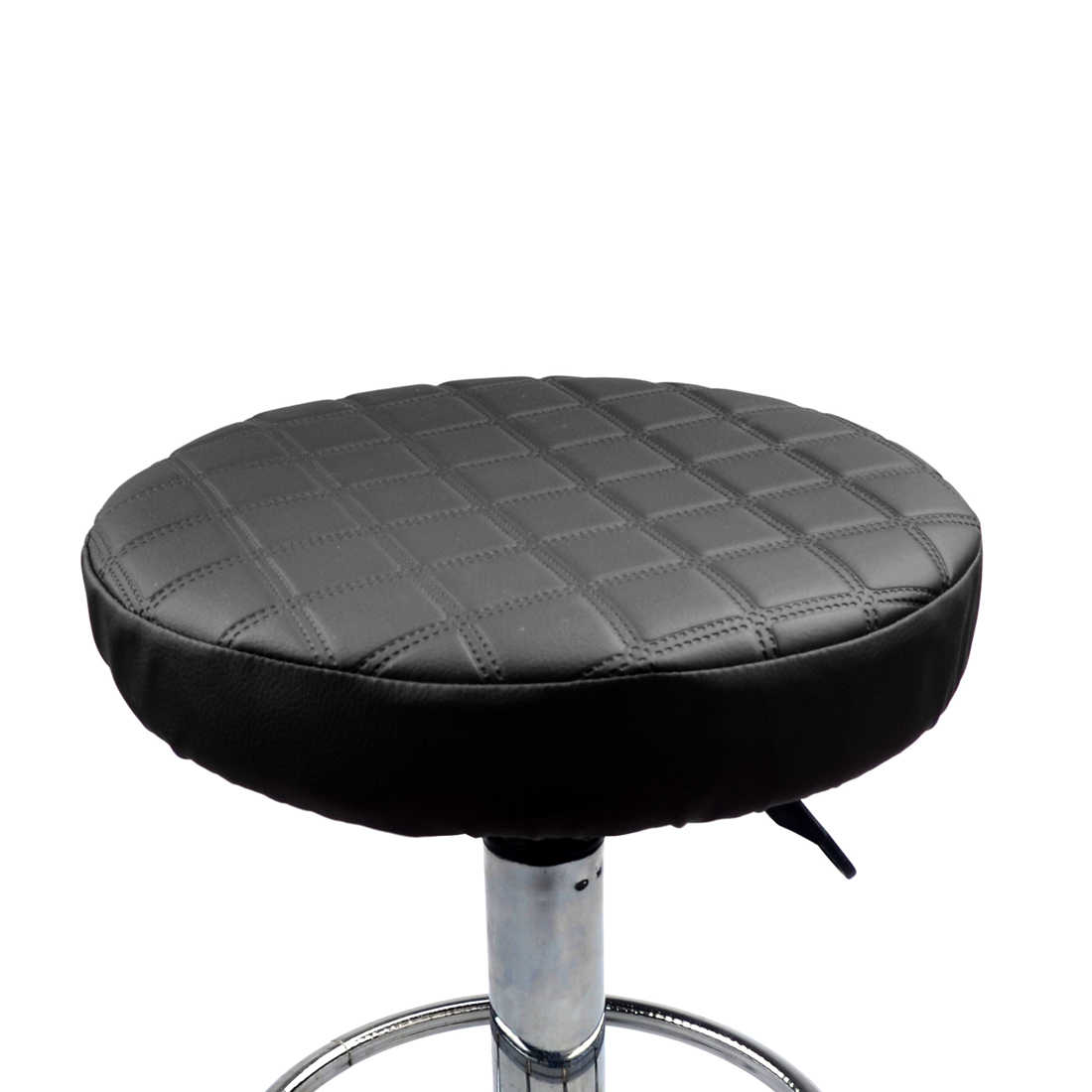 2Pcs Waterproof Barstool Cover Round Office Chair Seat Slipcover for Pub