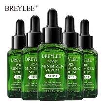 BREYLEE – sérum de raffinage des Pores, resserre les Pores, soins de la peau, hydratant, blanchissant, Anti-âge, huile, contrôle, Essence, 5 pièces