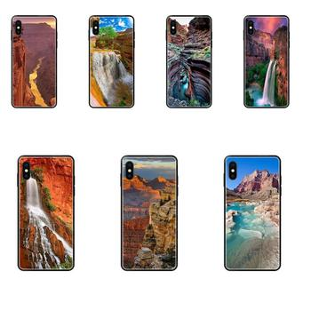 TPU Protective Grand Canyon National Park For Galaxy Note 4 8 9 10 20 Plus Pro J6 J600 J7 J730 J8 J810 M30s M80s 2017 2018 image