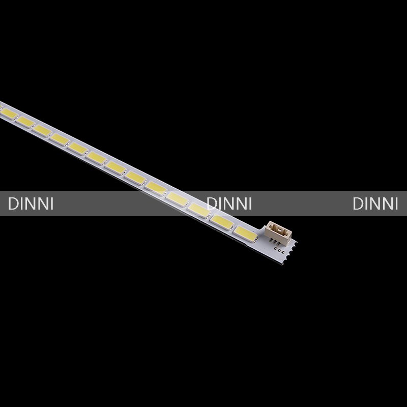 675mm LED Backlight Lamp Strip 80leds For LCD TV LTA550HQ22 550HQ20 LE55A700K LED55X5000D LJ64-03515A STS550A66-80LED-REV0.1