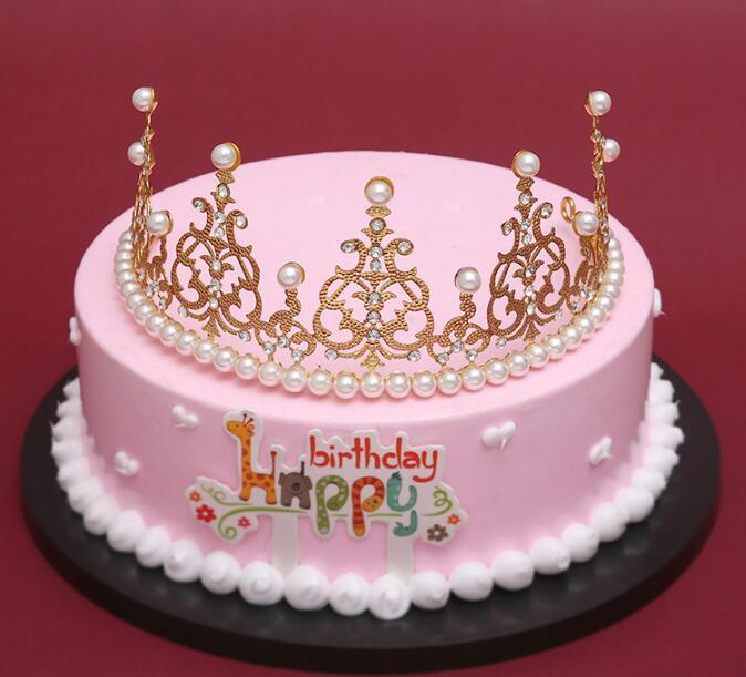 de Aniversário Baking Ferramentas Hair Styling Acessório HA884