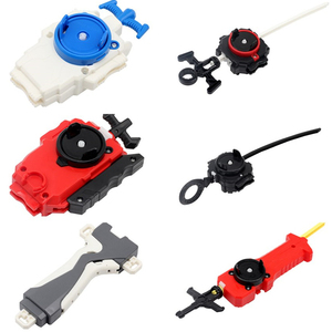 Toupie Blade Beyblade Burst Launcher Left Right Two Way Wire Launcher Blade Burst Accessory Gyroscope Emitter Classic Toy For