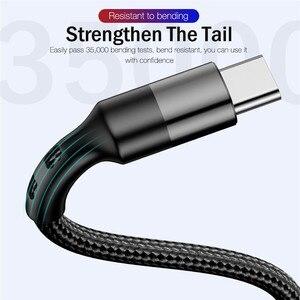 1 м 2 м 100 Вт USB C к USB Type C кабель USBC PD быстрое зарядное устройство Шнур USB C кабель Type c для Xiaomi mi 10 Pro Samsung S20 Macbook iPad|Кабели для мобильных телефонов|   | АлиЭкспресс