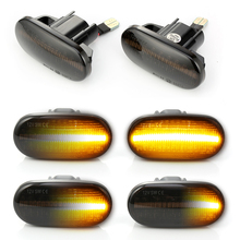 2pcs 8-30V 3W 3528SMD Car LED Turn Signal Light Lamp For Honda Civic S2000 Integra Accessories