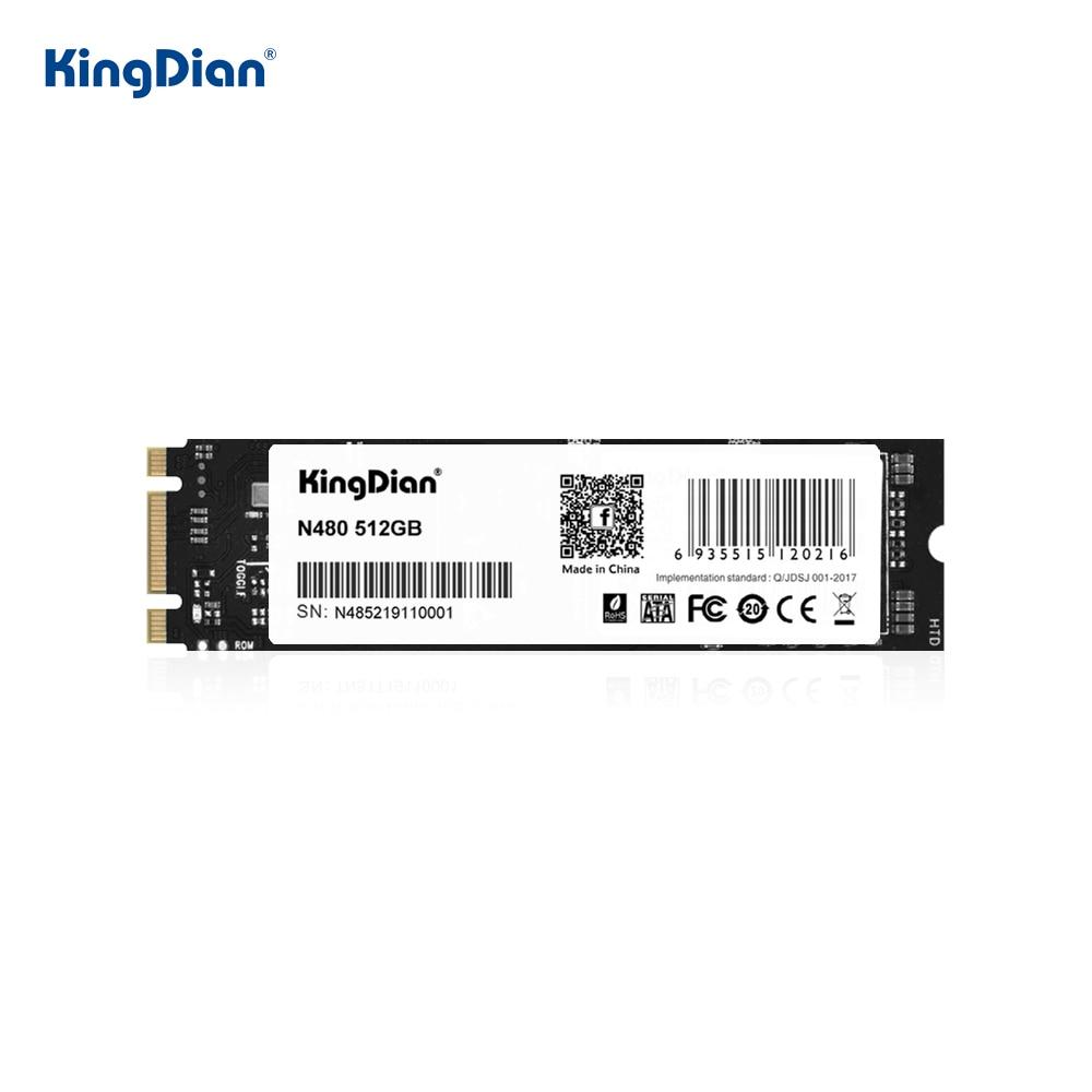 KingDian M.2 SATA SSD 128 ГБ 256 512 1 ТБ HDD 120 ГБ M2 NGFF SSD M.2 2280 Внутренний твердотельный жесткий диск для настольного компьютера ноутбука