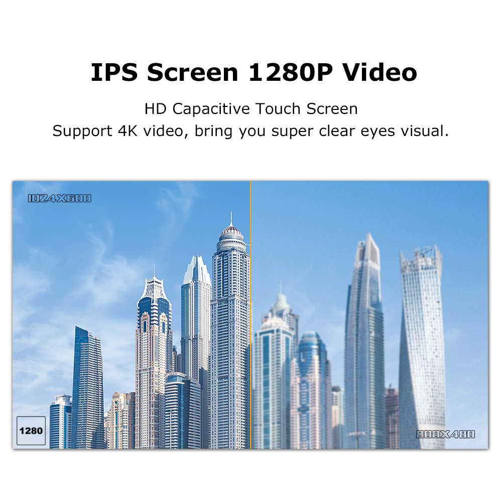 IPS DSP 2 DIN Android 9 Radio Đa Phương Tiện Cho Xe Ford FOCUS 2 3 MK2 Mondeo 4 Kuga Fiesta Quá Cảnh kết Nối S-MAXC-MAX 8 Nhân 4G 64