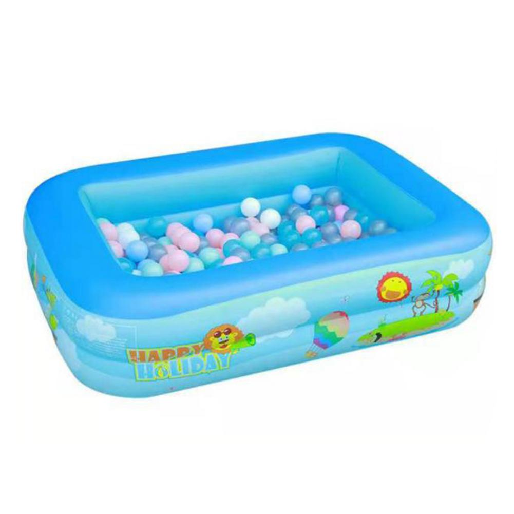 Children Inflatable Swimming Pool Family Summer Outdoor Backyard Water Play Pool Bathtub Household Adult Swimming Pool