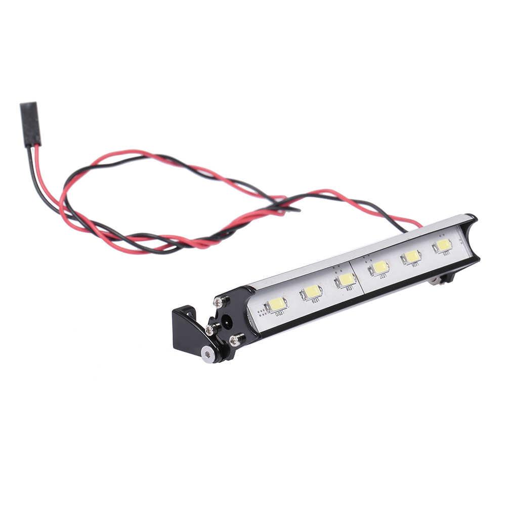GOOLRC 89 мм 6 светодиодный фонарь для Traxxas 1/16 Slash Stampede Nitro Sport E Redcat Volcano EPX/S30 Caldera 10E/3,0 ECX 1/18 Car