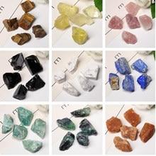 Quartz minéral grossier en cristal naturel, cristal de Rose de forme irrégulière, roche brute, pierre de guérison Reiki, décoration de la maison