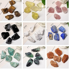 Mineral-Specimen Healing-Stone Rose Crystal Rough-Rock Irregular-Shape Home-Decoration
