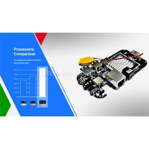 Image 4 - X3 קוביית X3 בתוספת חכם אנדרואיד 9.0 טלוויזיה תיבת Amlogic S905X3 2GB 4GB DDR4 16GB 32GB ROM Bluetooth 4K HD X3 פרו שדרוג X2 פרו