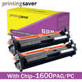 2x CF217A 17A 217A Toner Cartridge Compatible for HP LaserJet Pro M102a M102w MFP M130a M130fn M130fw M130nw Printer with chip