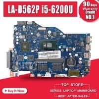 Lenovo 110-15isk LA-D562P материнская плата для ноутбука i5 6200U Встроенная память 4G R5 M430 2G 100% проверка качества