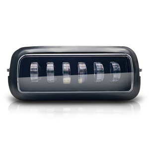 Image 3 - For LADA NIVA 4X4 2121 URBAN Headlight Daytime DRL RUNNING LIGHT AND TAIL LED LIGHT KIT Smoked
