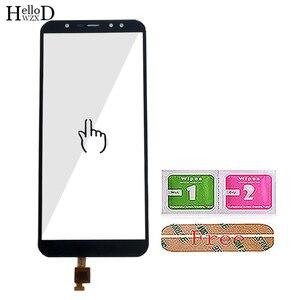 Image 4 - 5.99 için mobil dokunmatik ekran Leagoo Z15 dokunmatik ekran digitizer paneli ön cam dokunmatik ekran araçları 3M tutkal mendil