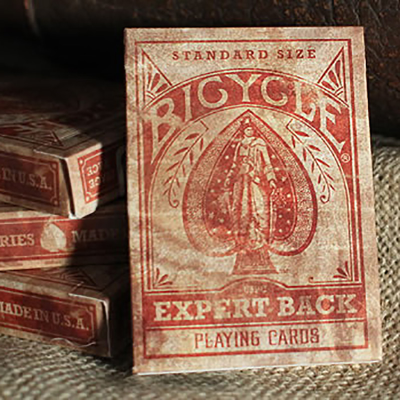 Expert Back Playing Cards New Poker Cards For Magician Collection Card Game